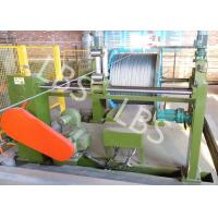 Quality 100m - 10000m Electric Driven Spooling Winch With Lebus Grooved Drum wholesale