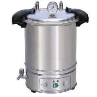 Quality Vacuum Vertical Steam Autoclave Sterilizer , 18L Stainless Steel wholesale