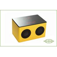China Portable Wood Speaker with Digital FM Radio,  Support Bluetooth and Touch Screen on sale