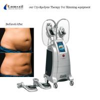 Quality 4D Body Slimming Machine Freezing Fat 360 Surround Cooling 4 Handles Cryolipolysis wholesale