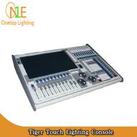 Quality Professional Tiger Touch Lighting Console stage lighting controller DMX 512 wholesale
