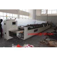 Quality Full automatic Three Side Sealing Bag Making Machine 30-150Section/min wholesale