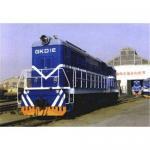 Quality undersell inventory 27 locomotive GK1E31 hydrodynamic reverse mining shunting diesel locomotive wholesale