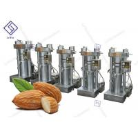 China Commerical Oil Making Machine Hydraulic Type For Oil Seeds 20 Kg / Batch Capacity on sale