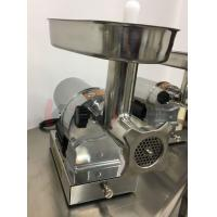 Quality 750W Heavy Duty Commercial Meat Grinder Large Capacity With Enlarge Throat wholesale