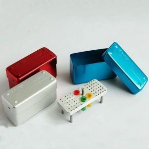 Cheap 60 holes Bur Disinfection Box for sale