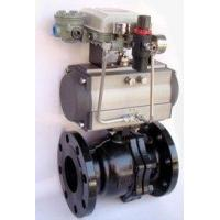 Quality Pneumatic Through-Way Ball Valve wholesale