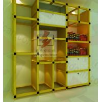 Quality Decorations Cardboard Shelving Unit , Cardboard Box Furniture wholesale