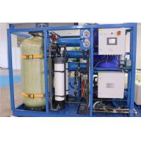 Quality Small Water Desalination System , Salt Water Treatment Plant for Drinking Water wholesale