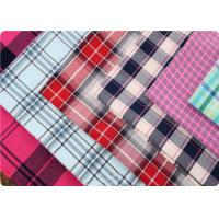 Quality Plaid Home Textile Corduroy Cloth Yarn Dyed Cotton Fabric 300-320GSM wholesale