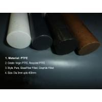 High Chemical Resistant Natural Filled Teflon Rod With Long Durability