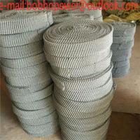Quality knitted Stainless steel wire mesh tube,gas-liquid filter wire mesh /Stainless steel washing equipment gas liquid knitted wholesale