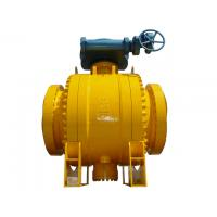 China Side Entry Trunnion Ball Valve on sale