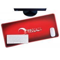 Quality Full Color Printing Extended Keyboard Mouse Pad Anti Slip With Stitched Edges wholesale