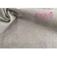 China Miso Linen Imitation Linen Fabric Quick Drying With Multiple Yarn Combinations on sale