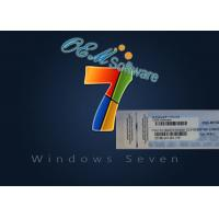 Quality Security Windows 7 Professional 64 Bit Oem Key Sealed Pack No Area Limited wholesale
