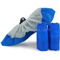 Quality Non-Skid and Waterproof Disposable Shoe Cover wholesale