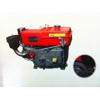 Quality Small high speed single cylinder 4 stroke diesel engine water cooling 8hp R180 wholesale