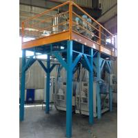 China Industrial Powder Production Line With 0.3cbm-20cbm Capacity on sale