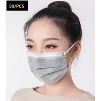 Quality Disposable Breathable 4 Layer Activated Carbon and non-woven fabric protective Mask wholesale