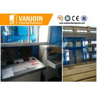 Quality Full Automatic Sandwich Panel Production Line EPS Cement Panel Making Machines wholesale