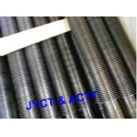 Quality Carbon Steel HFW Sprial Fin Tubes For Waste Heater Recovery Boiler wholesale