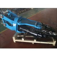 Buy cheap Big Jaw Opening Excavator Demolition Machine Hydraulic Cutter Less Cycle Time from wholesalers