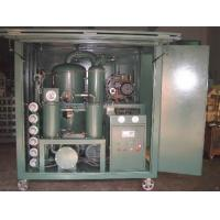 Buy cheap Renew used transformer oil regeneration oil purification machine from wholesalers