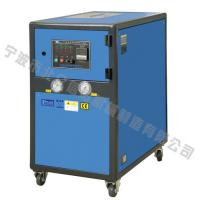 Quality Stable Plastic Auxiliary Equipment Water Cooling Cased Industrial Chiller For Molding Machine wholesale