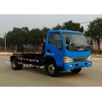 Quality CLWAKL5070ZXX music detachable compartment open garbage truck0086-18672730321 wholesale