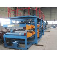 Quality 1250mm Width EPS Sandwich Panel Roll Forming Machine 28Kw for Warehouse wholesale