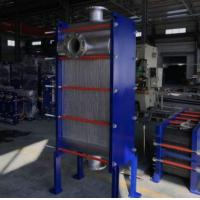 China High Performance Plate And Frame Heat Exchanger Durability For Water Cooled on sale
