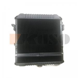 China Heavy Duty Truck Engine Radiator For Isuzu NPR 4HF1 Truck Parts on sale