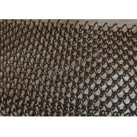 SS304 Decorative Wire Mesh Ring Stainless Steel Mesh For Partition Wall Fabrication