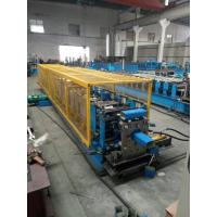 High Performance Downspout Roll Forming Machine Aluminum Color Steel Rain Gutter