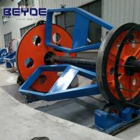 China Drum Twister Cable Making Machine 1250 1+1+3 Second Hand Easy Operating on sale