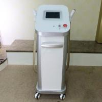 China Professional painless 2 handles 10Mhz radio frequency skin tightening machines for sale on sale