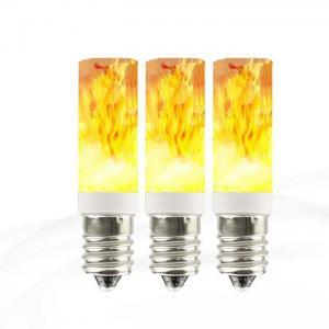 China E14 g9 Flicker flame effect led lamp Simulation Burning Light Bulb on sale