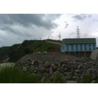 China 17MW Vertical Francis Turbine Hydropower Project With substation on sale