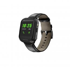Quality SOS Fall Alarm 650mAh Battery IP67 Seniors Smartwatch wholesale