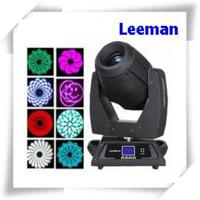 Quality 7R 230 Beam / Spot Moving Head Light With High Precision Combination Lens , DMX512 wholesale