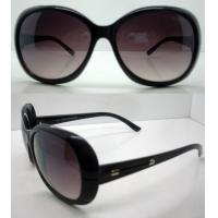 Quality Fashion Polarized Plastic Frame Sunglasses With Black AC Lens wholesale