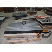 China High Manganese Steel Casting Mining Machinery Parts Jaw Crusher Jaw Plate on sale