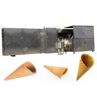 China Biscuit Ice Cream Cone Machine Industry Gelgoog Machinery Fully Automatic CE Certification on sale
