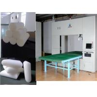 Quality Vacuum Table Horizontal Foam Contour Cutter with Oscillating Blade For Memory Foam wholesale