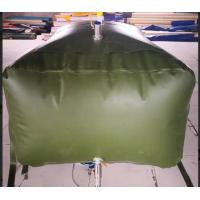 Quality Army 3000L Gasoline Bladder Fuel Tank Collapsible Water Bladder Tank For Truck wholesale