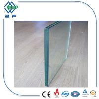 Quality Clear / Tint Laminated Glass Panels , Solid Tempered Laminated Glass Sheet wholesale