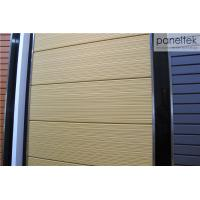 Quality Lined Surface Exterior Wall Board Panel , Easy Clean Exterior Facade Panels wholesale