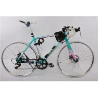 Quality Wholesale 6061 aluminium alloy 700C racing bicycle/bicicle with Shimano 16 speed disc brake for sale wholesale