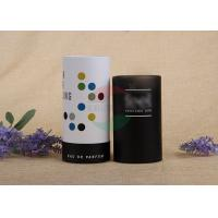 Buy cheap Cosmetics Gifts Custom Paper Tubes Cardboard Tube Packaging UV Coating Surface product